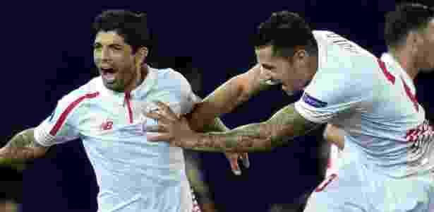Banega defendeu o Sevilla por duas temporadas - Kirill Kudryavtsev/AFP