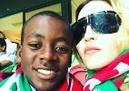 Como filho de Madonna mudou rotina da base do Benfica em Portugal - Instagram