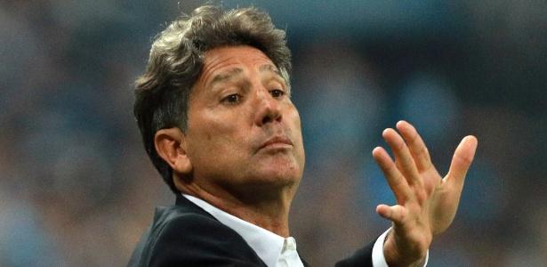 Renato Gaúcho, técnico do Grêmio, é fundamental na construção do time além do campo