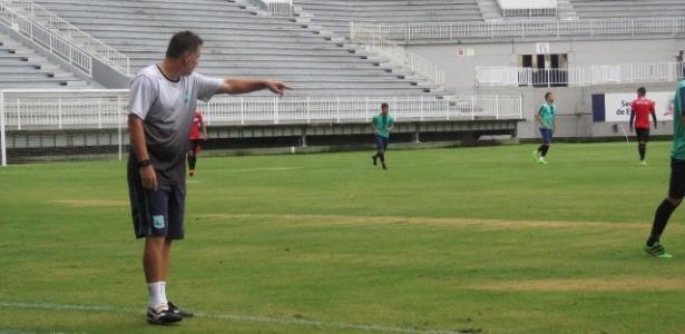 Julio Sérgio pelo Prudentópolis: queda para a B do Paraná