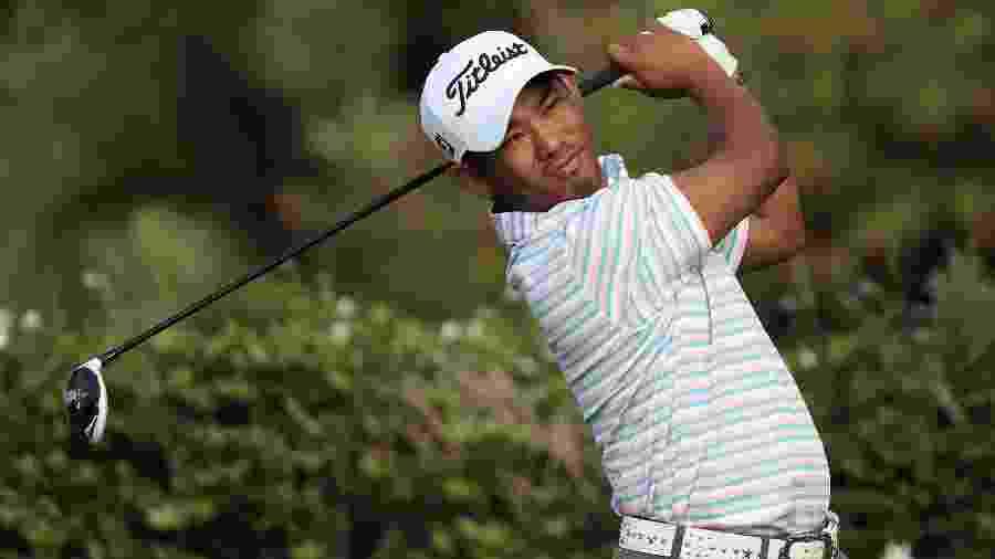 Fujikawa fez história aos 15 anos por ser o mais jovem a se classificar ao US Open - Sam Greenwood/Getty Images