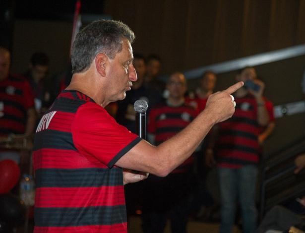 Candidato da oposição, Landim entrará com processos contra integrantes do SóFla