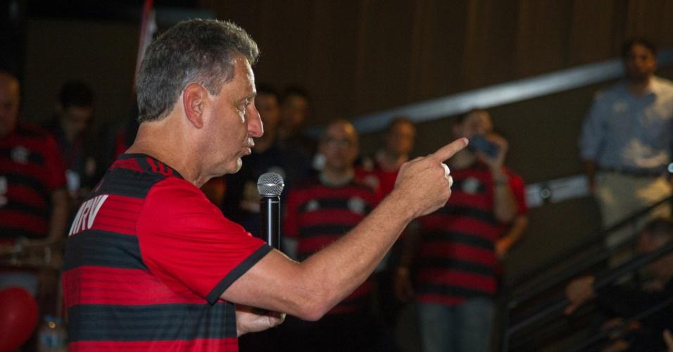 Candidato da oposição, Rodolfo Landim entrará com processos contra integrantes do SóFla