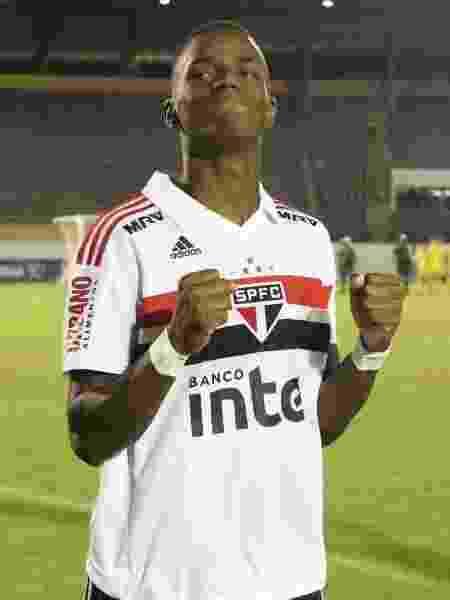 Cássio fez parte do elenco campeão na Copa São Paulo de 2019 - Célio Messias/Saopaulofc.net