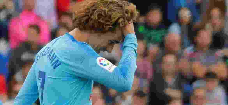 Atlético de Madri Griezmann Godin - Heino Kalis/Reuters