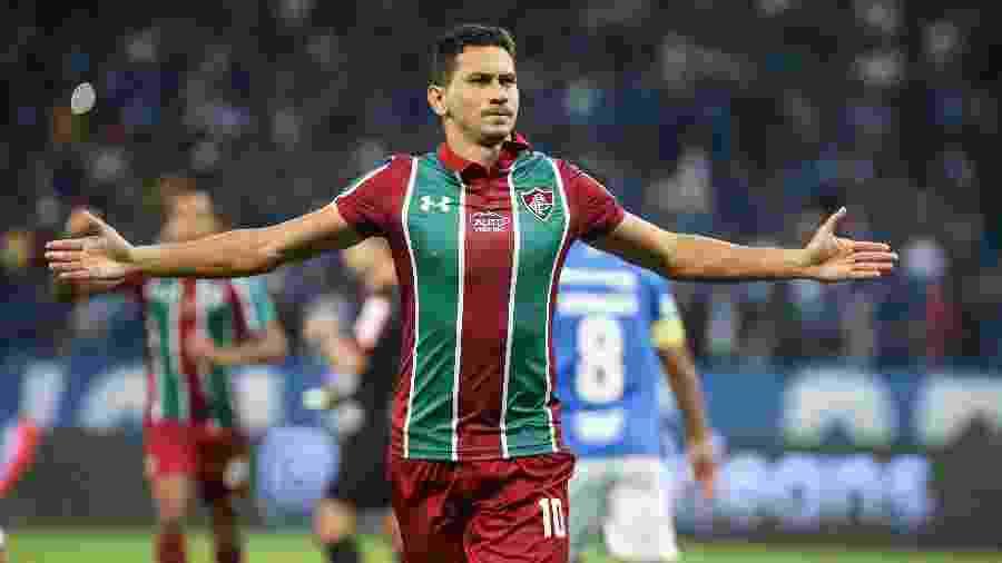 Paulo Henrique Ganso volta ao Fluminense contra o Athletico - LUCAS MERÇON / FLUMINENSE F.C.