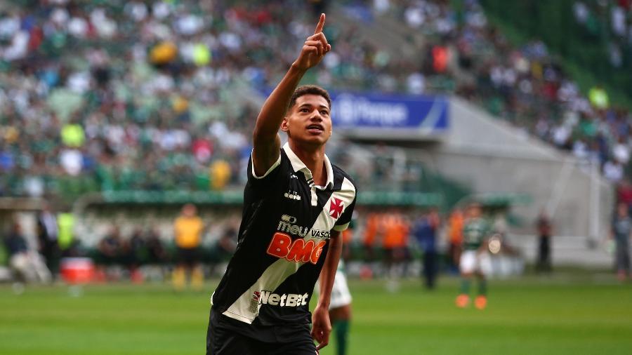 Jovem Marrony está na mira do Atlético-MG e pode deixar o Vasco - Carlos Gregório Júnior/Vasco.com.br