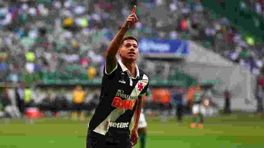 Marrony, de 20 anos, tem sido monitorado por clubes europeus - Carlos Gregório Júnior / Vasco.com.br