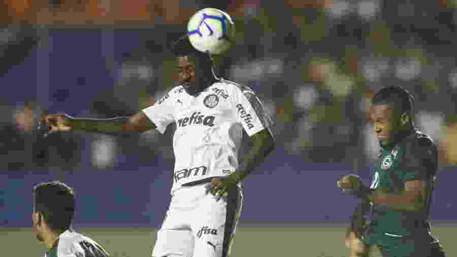 Ramires foi titular na estreia de Mano Menezes contra o Goiás, mas não jogou mais - Cesar Greco/Ag. Palmeiras/Divulgação