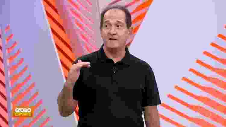Muricy Ramalho no Globo Esporte - Reprodução/TV Globo - Reprodução/TV Globo