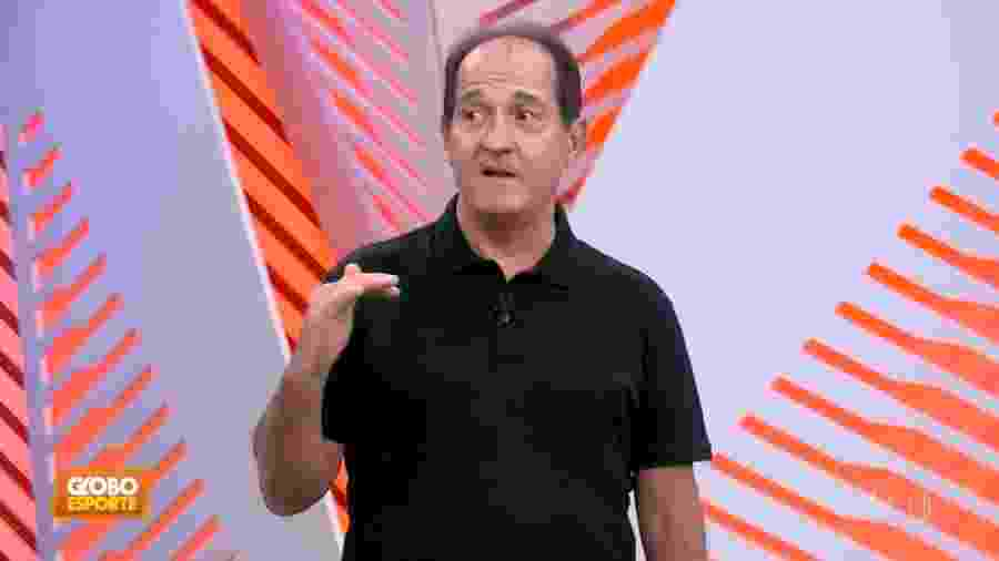 Muricy Ramalho no Globo Esporte - Reprodução/TV Globo