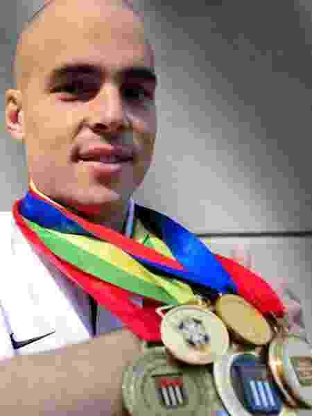 Goleiro é o maior campeão da história do Corinthians com 11 títulos, sendo duas Copinhas - Junior Lago/UOL