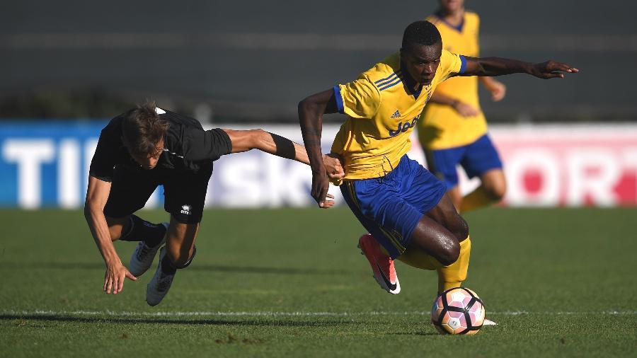 Ex-promessa da Juventus, King Udoh fazia sua melhor temporada antes de testar positivo para covid-19 - Divulgação/Juventus FC