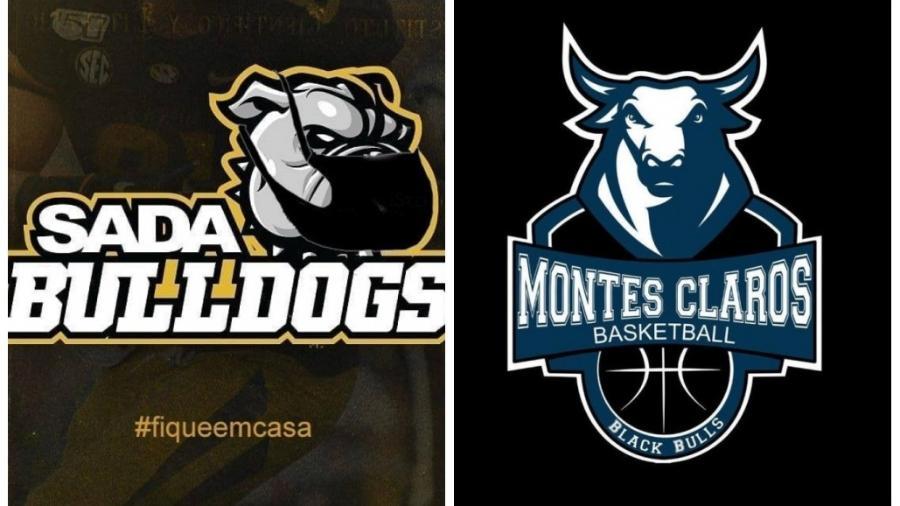Cruzeiro deve firmar parceria com time de basquete e retomar equipe de futebol americano - Divulgação Sada Bulldogs e Montes Claros Basketball