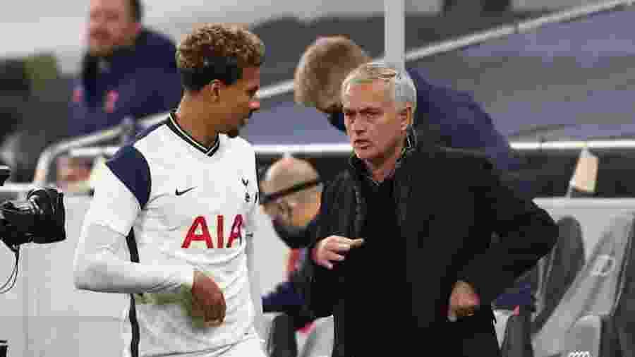 Acabado? José Mourinho está dando a volta por cima no Tottenham - Getty Images