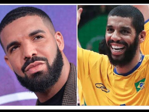 Wallace é comparado ao rapper Drake