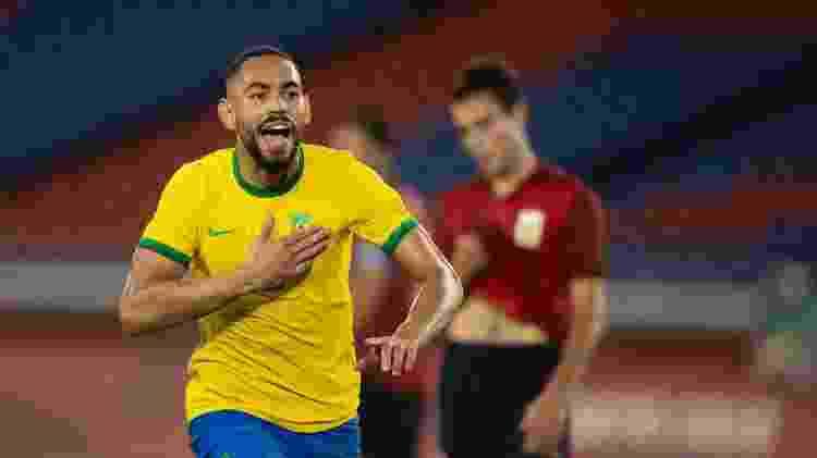 Matheus Cunha - Lucas Figueiredo / CBF - Lucas Figueiredo / CBF