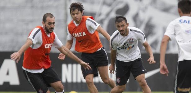 Danilo e Romero trocam de posição de acordo com circunstância do jogo