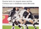 Edmundo diz que Vasco teria vencido Real Madrid em 1998 se ele jogasse
