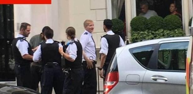 Ladrão tentou invadir residência de José Mourinho em Londres