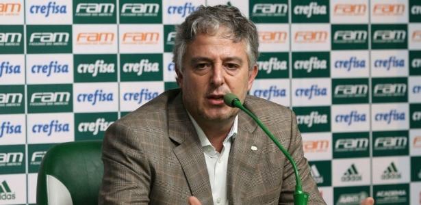 Paulo Nobre ainda possui mais de R$ 60 milhões a receber do Palmeiras