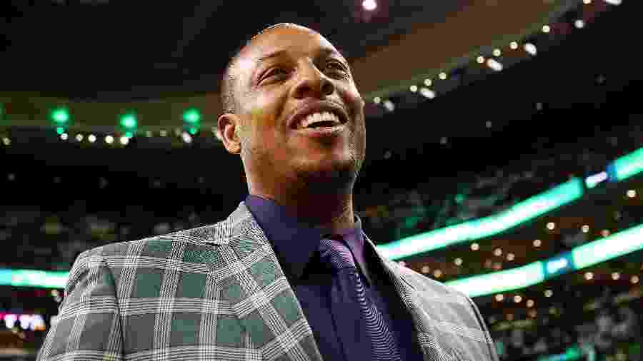 Paul Pierce aconselhou McGregor - Adam Glanzman/Getty Images/AFP