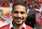 Guerrero fica fora de 1ª convocação do Peru pós-Copa e poderá jogar Gre-Nal - Ricardo Duarte/Inter