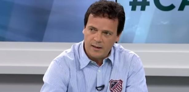"""Fernando Diniz falou sobre o que o levou a sair do Atlético: """"resultados"""" - Reprodução"""