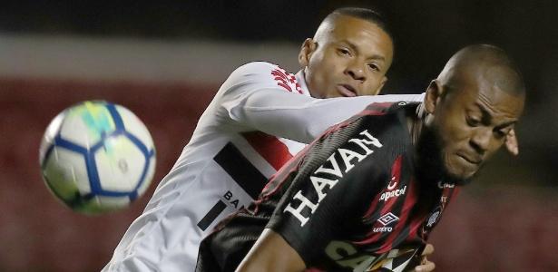 Nunes considerou bom o empate entre Atlético e São Paulo no Morumbi, mas jejum igual recorde negativo