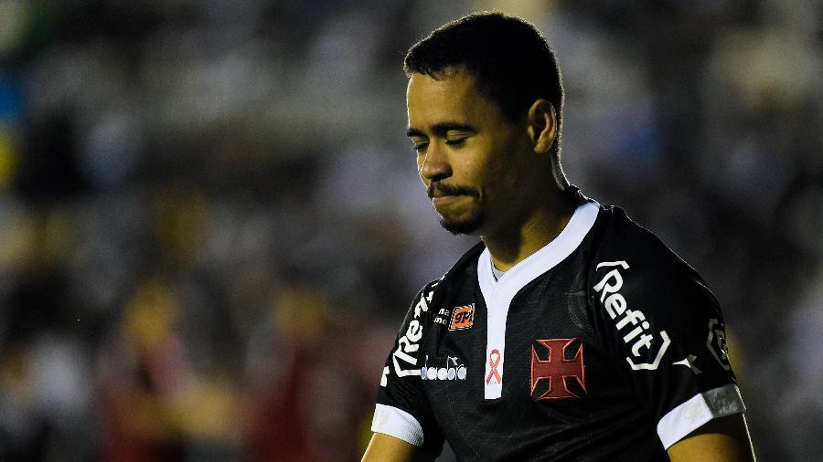 Yago Pikachu tem 253 partidas pelo Vasco e 40 gols, mas não está nos planos do clube para a temporada - Thiago Ribeiro/AGIF