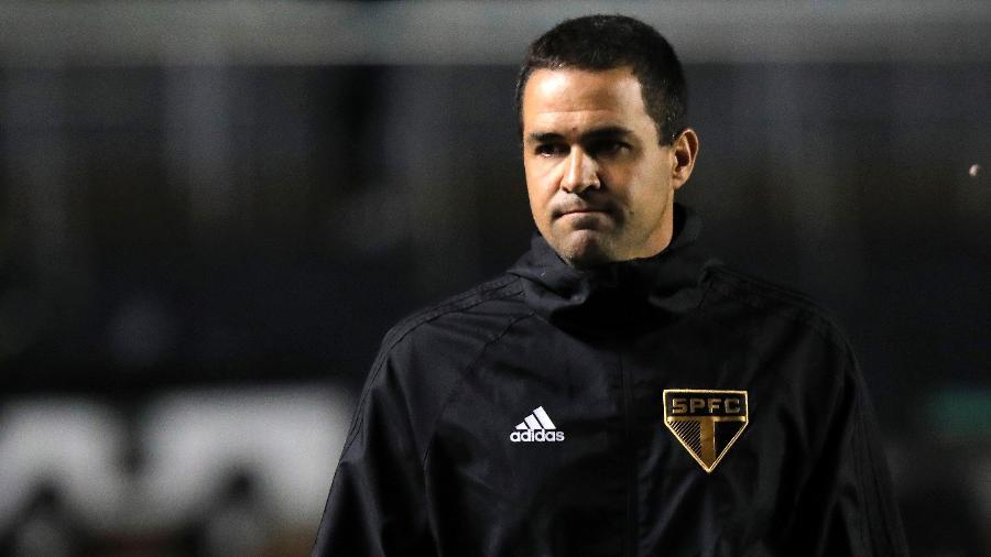 Técnico tem apenas 15 jogos à frente do time profissional do Tricolor Paulista - Daniel Vorley/AGIF