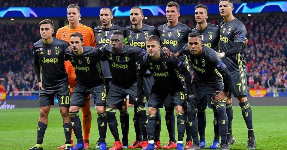 Juventus na Liga dos Campeões