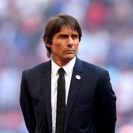 Antonio Conte, comandante da Inter - Laurence Griffiths/Getty Images