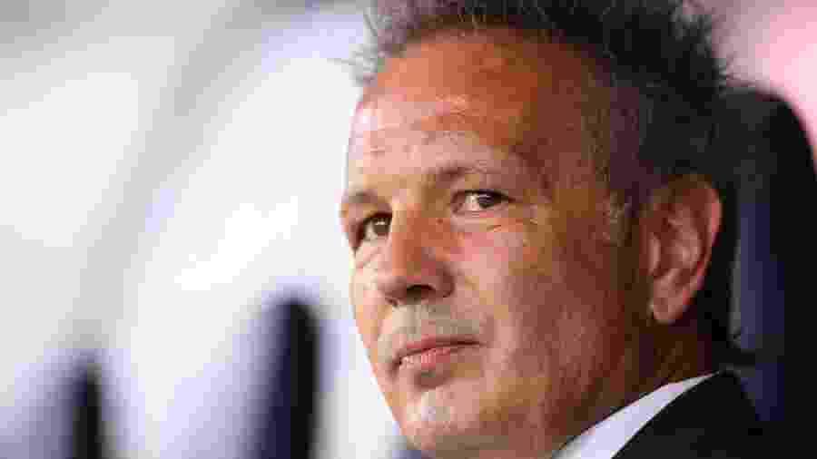 Sinisa Mihajlovic estava no comando do Bologna desde o começo de 2019 - Alberto Lingria/Reuters