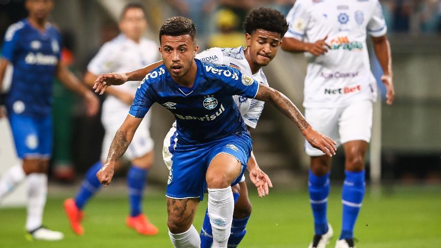Matheus Henrique é um dos candidatos que pode ser negociado na próxima temporada - Pedro H. Tesch/AGIF