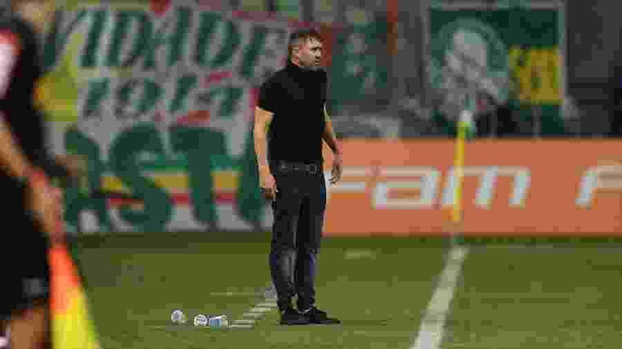 Eduardo Coudet gostaria de receber mais reforços no Internacional - Ricardo Duarte/Inter
