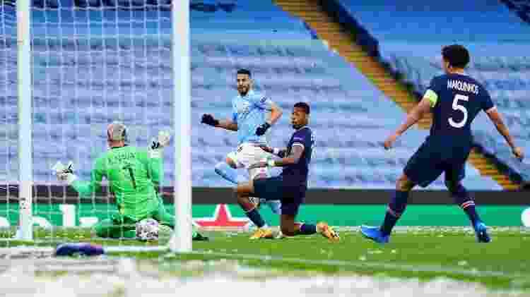 Mahrez - Manchester City FC via Getty Ima - Manchester City FC via Getty Ima