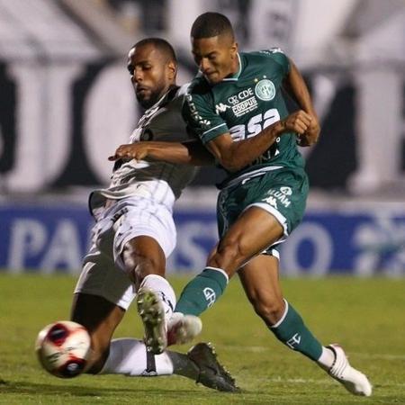 Guarani x Ponte Preta - Thomaz Marostegan/Guarani FC