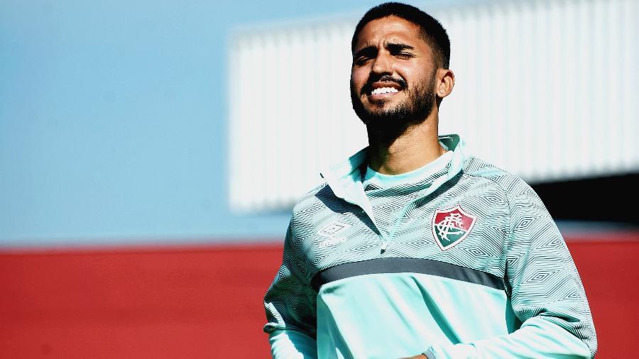 Igor Julião, lateral-direito do Fluminense - Mailson Santana/Fluminense FC