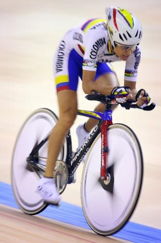 Maria Luisa Calle Williams, ciclista colombiana flagrada no antidoping