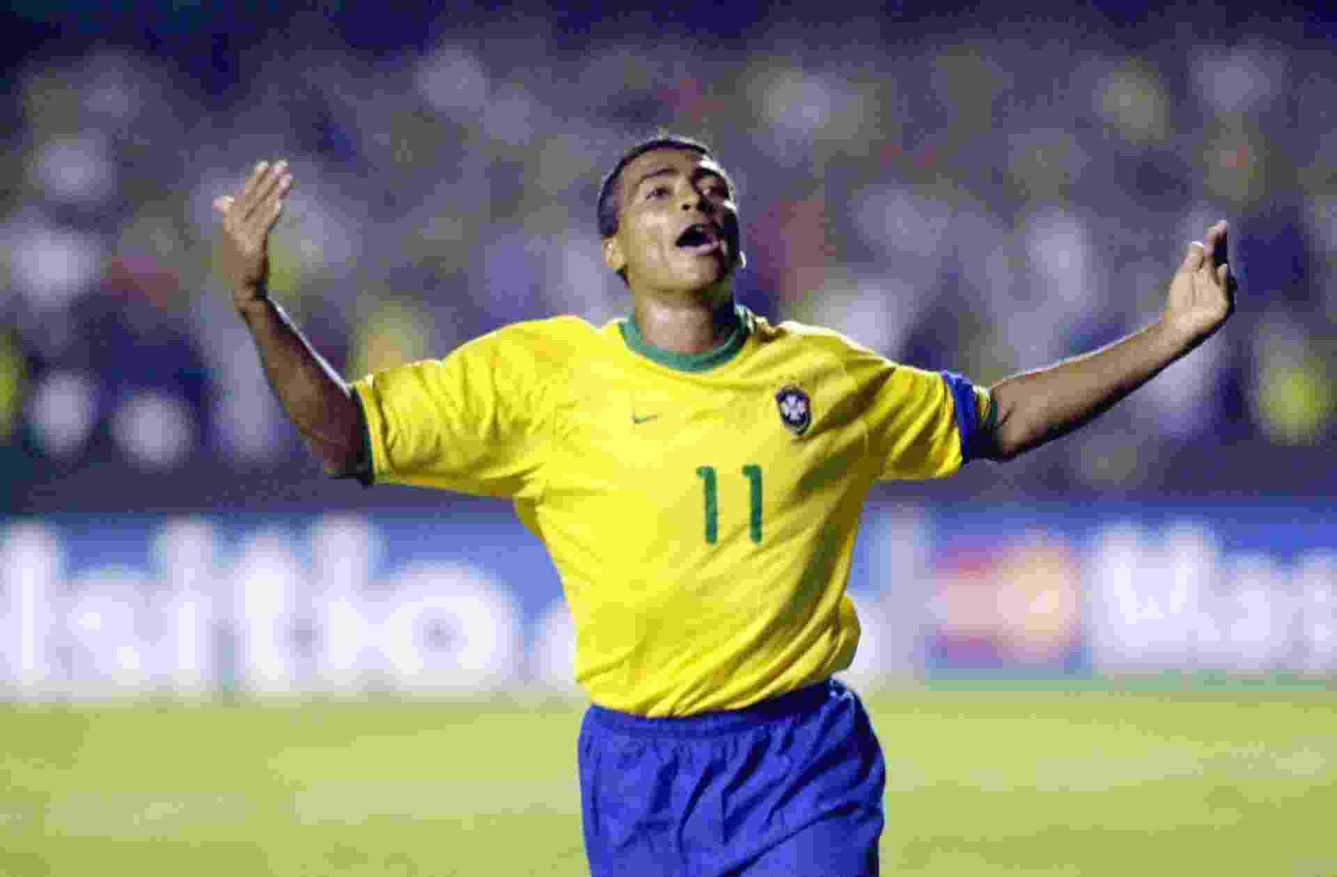 Uniformes da seleção brasileira - Getty Images