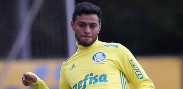 Cleiton Xavier foi utilizado em 12 das 15 rodadas de Campeonato Brasileiro