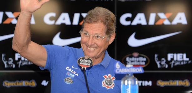 Oswaldo de Oliveira assume o Corinthians pela terceira vez