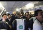 Viúva de vítima do voo da Chape mostra última foto feita pelo marido - Reprodução/Instagram