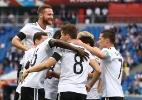 """Seleção """"B"""" da Alemanha vence Austrália em jogo com novo auxílio do vídeo - Buda Mendes/Getty Images"""