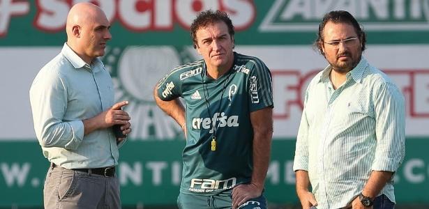 Galiotte inaugurou a nova escolinha de futebol oficial do Palmeiras