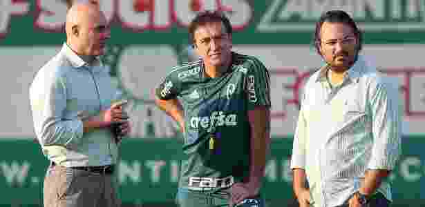 Galiotte receberá questionamentos de conselheiros sobre gastos com empresários - Cesar Greco/Ag. Palmeiras