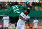 Chape marca no início dos dois tempos e vence o Flu sem dificuldade - Nelson Perez/Fluminense FC/Divulgação