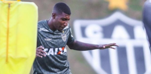 Emerson ainda não foi apresentado, mas já treina na Cidade do Galo - Bruno Cantini/Clube Atlético Mineiro