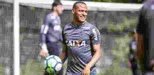 Patric, lateral do Atlético-MG, esteve perto de defender o São Paulo em 2018 - Bruno Cantini/Divulgação/Atlético-MG